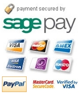 Payments secured with Sagepay